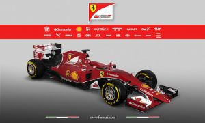 Ferrari unveils new SF15-T