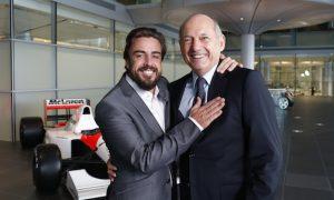 Dennis: Alonso locked in at McLaren