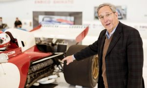 "Ferrari engineer Mauro Forghieri at 80: Still ""Furia""…"