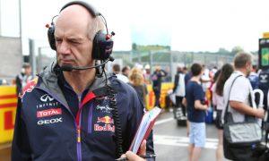Newey's Red Bull input '50:50'
