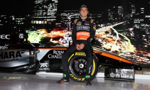 Perez targets more podiums in 2015