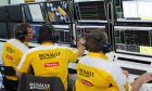Renault F1 pushed engine limits in 2014