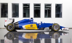 Sauber C34 launched with new livery