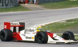 McLaren-Honda, act one