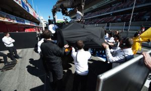 McLaren running finished after Alonso accident