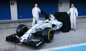 Massa excited by Williams development