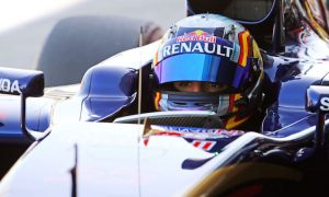 Sainz Jr keen 'to look the least rookie'