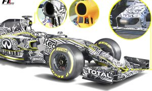 A closer look at the Red Bull RB11