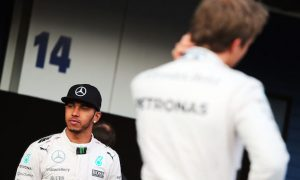 Hamilton: 'The fire is still there'