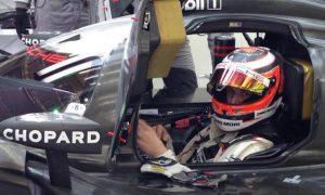 Hulkenberg testing for Porsche