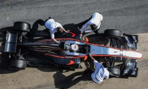 McLaren might not be competitive until May