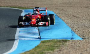 Ricciardo impressed with Ferrari performance