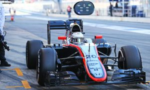 Magnussen admits McLaren expectations low