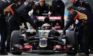 Lotus has the tools to win - Maldonado