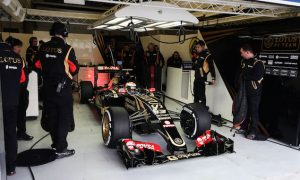 Maldonado delighted with Mercedes engine