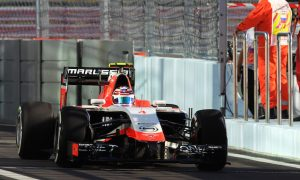 Marussia blocked from using 2014 car