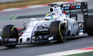 Massa fastest as problems hit McLaren, Mercedes