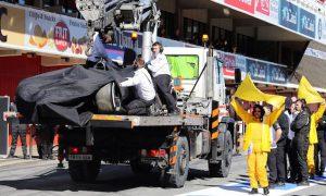No driver safety concerns after Alonso crash