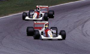 McLaren-Honda: One race, six cars