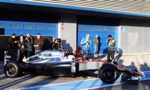 Dennis: McLaren livery will change