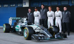 Mercedes launches W06 at Jerez
