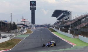 Nasr fastest as new Force India appears