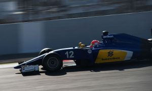 Nasr refuses to blame Wolff for crash