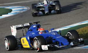 New Sauber 'a good step' forward