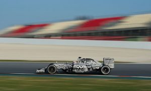 Final test the most important - Ricciardo