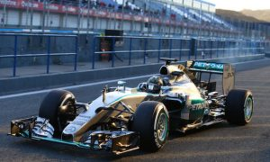 Mercedes confirms driver schedule for second test