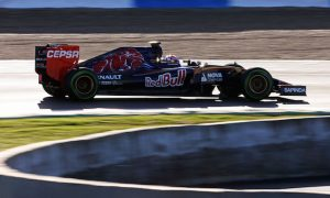 Toro Rosso driver schedule for Barcelona tests