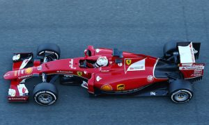 Vettel encouraged despite telemetry issues
