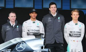 Mercedes not expecting 2014 repeat