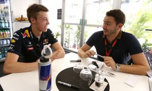 Kvyat ready to work after meteoric rise