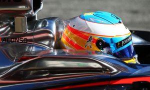 McLaren's Alonso set for Wednesday simulator return