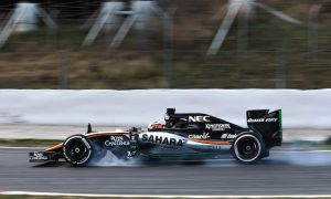 Hulkenberg admits surprise at Force India