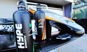 Force India announces deal with Hype