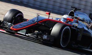Magnussen's race options 'very limited'