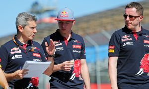 Verstappen unfazed ahead of historic F1 debut