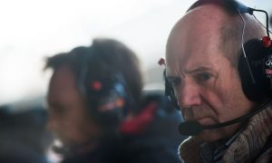Newey as involved as ever at Red Bull