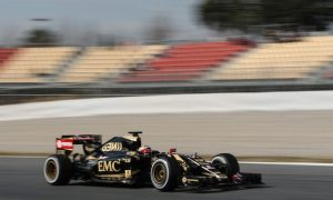 Lotus keeping Williams in its sights