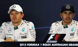 Rosberg: Gap to Hamilton 'not indicative'