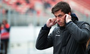 Wolff 'never confident' of success