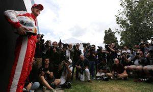 Vettel confident in Ferrari victory chances
