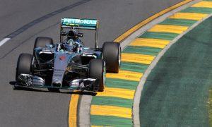 Rosberg admits Hamilton only challenger