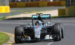 Mercedes 0.7s clear of Ferrari in FP2