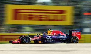 Kvyat unfazed by 'scary' Mercedes gap