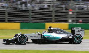 Hamilton storms to pole as Mercedes dominates