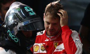 Vettel pulls out of Mercedes debrief