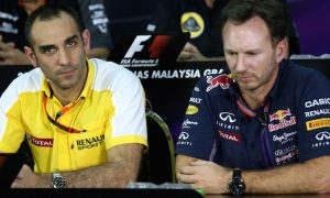 Dialogue of the deaf between Renault and Red Bull